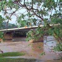 As Cheias do rio Paraiba, Параиба-ду-Сул