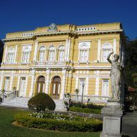 Rio Negro, Palácio dos Presidentes, Петрополис