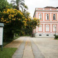 Casa da Princesa Isabel, Petrópolis, Rio de Janeiro, Brasil, Петрополис