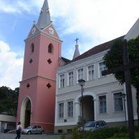 Igreja do Sagrado Coração de Jesus, Петрополис