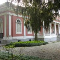 Casa onde residia Princesa Isabel, Петрополис
