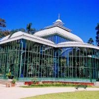 Palácio de Cristal - Petrópolis - Rio de Janeiro - Brasil, Петрополис