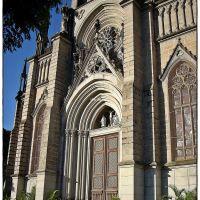 Catedral de São Pedro de Alcântara_Fachada principal, Петрополис