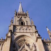 Catedral de Petropolis, Петрополис