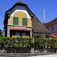 Casas de Petrópolis - Rio de Janeiro - Brasil, Петрополис