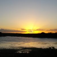 sunset - Northeastern - Brazil, Кайку
