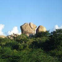 Pedras sobre pedras., Кайку
