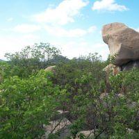 Granitóides e suas feições curiosas, Моссору
