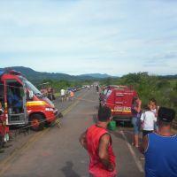 Busca por desaparecidos em queda de ponte (by CLR-BM), Алегрете