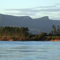 Barrancas do rio Jacui, Алегрете