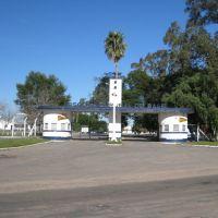 Pórtico da Associação Rural de Bagé, Баге