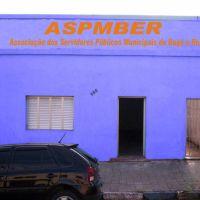 ASPMBER _Associação dos Servidores Públicos Municipais de Bage e Região, Баге