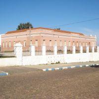 Atrás do museu Dom Diogo de Souza - Bagé/RS, Баге