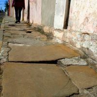 Calçada de pedra, Баге