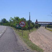 Pórtico P.do Sul, Качоэйра-до-Сул