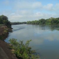 margem  rio  jacui, Качоэйра-до-Сул