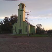 Igreja IECLB - Paraíso do SUl, Качоэйра-до-Сул