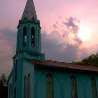 Igreja no Pinhal, Качоэйра-до-Сул