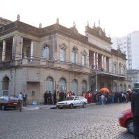 Theatro Guarany - Centro de Pelotas - RS - dez/2004, Пелотас