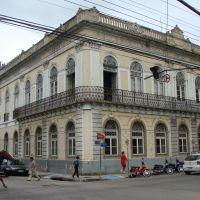Clube Comercial - esq. Anchieta com Gal. Netto - Centro - Pelotas - RS_BRASIL - out/2008, Пелотас