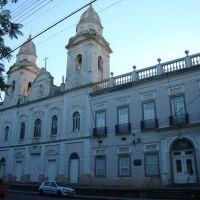 Santa Casa de Misericórdia - edificação de 1847 - Centro - Pelotas - RS - mar/2009, Пелотас