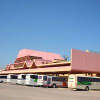 Terminal rodoviário - Pelotas - RS - mar/2009, Пелотас