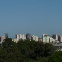 Vista desde o Campus Porto da UFPel, Pelotas, RS, Пелотас
