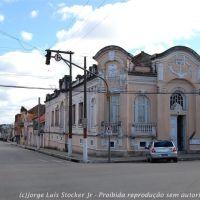 Casa histórica eclética em Pelotas (RS), Пелотас