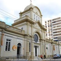 Asilo de Órfãs de Pelotas (1855) - Prédio histórico em Pelotas (RS), Пелотас