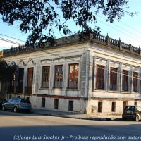 Casarão antigo em Pelotas (RS), Пелотас