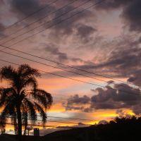 Céu de outono em Pelotas, Пелотас