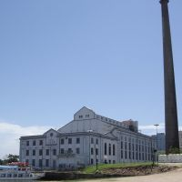 Usina do Gasômetro, Porto Alegre, RS, Brasil., Порту-Алегри
