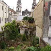 Abandono... (contexto), Порту-Алегри