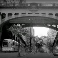 Rua  Borges de  Medeiros , Porto Alegre  RS       ©Ana Maria Westphalen Scarpellini, Порту-Алегри