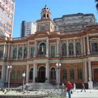 Prefeitura Municipal de Porto Alegre - Vilson Flôres, Порту-Алегри