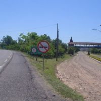Pórtico P.do Sul, Санто-Ангело