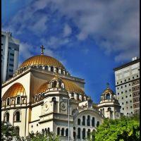 Catedral Ortodoxa de São Paulo - BRASIL., Арараквира