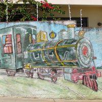Graffiti - Bauru, SP, Brasil., Бауру