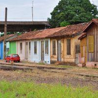 Casas Ferrovia Bauru - Noroeste, Бауру
