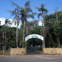 Entrada Bosque da comunidade - Bauru SP, Бауру