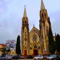 Catedral SantAnna, Botucatu, São Paulo, Brasil, Ботукату