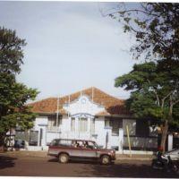 Escola  Rafael  Moura, Ботукату