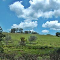 paisagem rural, Ботукату