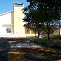 Sagrada Familia, Ботукату