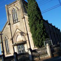 Igreja Presbiteriana, Ботукату