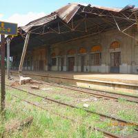 A Estação Ferroviária em Botucatu, Ботукату