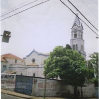 Igreja   N.  S.   de  Lourdes, Ботукату