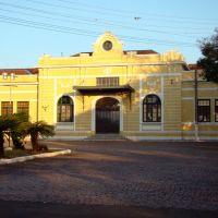 estação ferroviária-jau, Жау