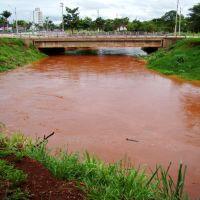 Cheia do rio Jaú, 02/01/2009, Жау