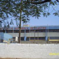 Escola Tullio Espindola de Castro, Жау